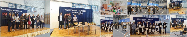 Sukces młodzieży ZSP w Grójcu w III Edycji Międzyszkolnego Konkursu Ekologicznego