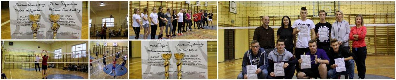 Mikołajkowy Turniej Dwójek w Piłce Siatkowej o Puchar Dyrektora Szkoły Dziewcząt i Chłopców